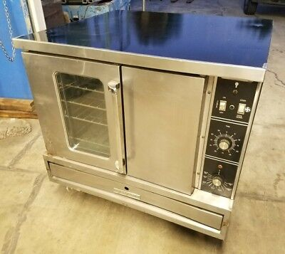 Garland Gas Convection Oven Restaurant Supplies Bakery Bakers Cake Cupcakes
