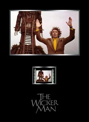 """The Wicker Man - 5"""" x 7"""" Senitype Film Cell NEW"""