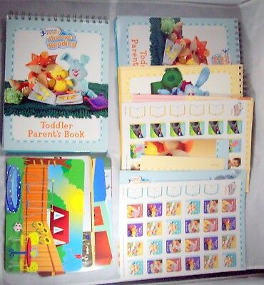 Hooked On Phonics Discover Reading Toddler & Baby Editions Partial Sets
