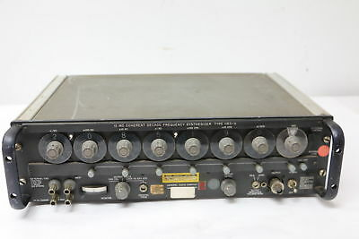 VINTAGE General Radio 12 MC Coherent Decade Frequency Synthesizer Type 1163-A