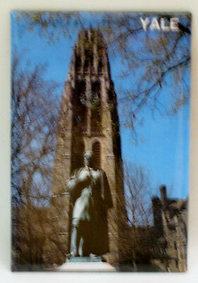 Yale University Harkness Tower Magnet