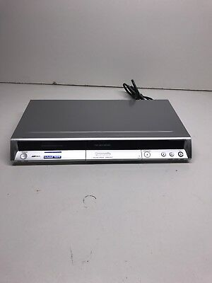 Panasonic DMR-ES16 DVD Recorder Player Silver No Remote Included