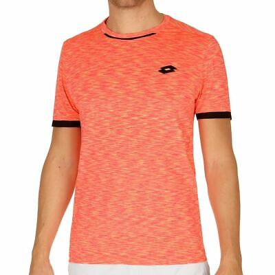 Lotto Men's Summer Space Crew - Neon Pink Lotto