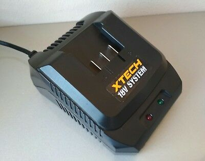 Fast charger for Triton 18v lithium batteries xt compatable