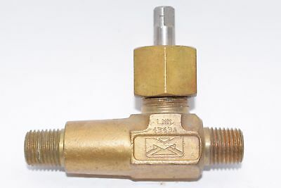 Matheson LMM4343A Valve Fitting Male Threaded Connections