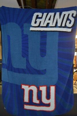 72c47f02 NEW LICENSED NFL Super Soft Thick Sherpa Throw 50x60 Blanket MSRP ...