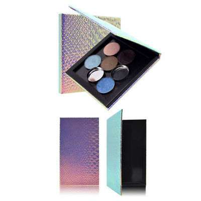 Cosmetic Empty Magnetic Palette Holder Box for Eyeshadow Blush Powder Makeup