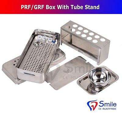 PRF System Platelet Rich Fibrin Dental Implant Surgery With Free Tube Stand