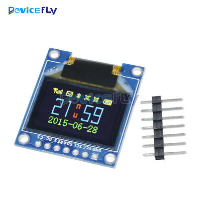 "0.95"" inch 7pin Full Color SSD1331 SPI OLED Display Module 96X64 LCD/0.96"" OLED"