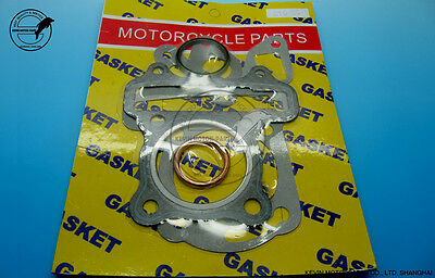 Half Gasket SET GY6 80cc Cylinder Gasket 47mm head gasket Scooter moped 139QMB
