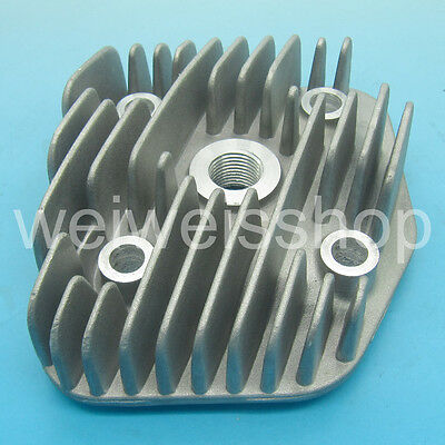 Performance Racing 48mm Cylinder head Yamaha 50cc JOG 2 stroke Zuma 1E40QMB BWS