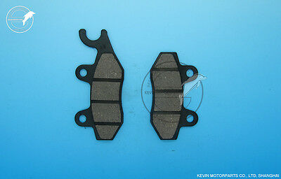 Front Disc Brake Pads Chinese Gy6 Scooter Moped 50cc 150cc 250cc Roketa Taotao