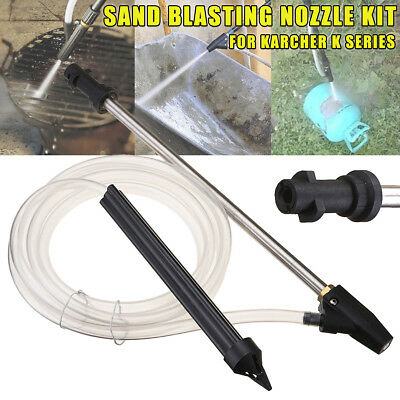 Sand Blasting Blaster KIT For Pressure Washer KARCHER K series K2 K3 K4 K5 K6 K7
