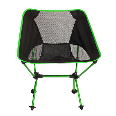 Outdoor Folding Light weight Fishing Chair Seat Stool Camping Pouch Portable