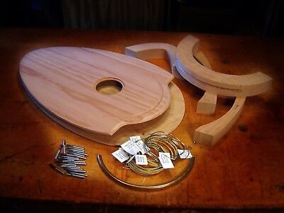 Classic Reverie Harp DIY Woodworking Kit