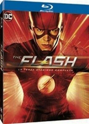 The Flash - Stagione 3 (4 Blu-Ray Disc) - ITALIANO ORIGINALE SIGILLATO -