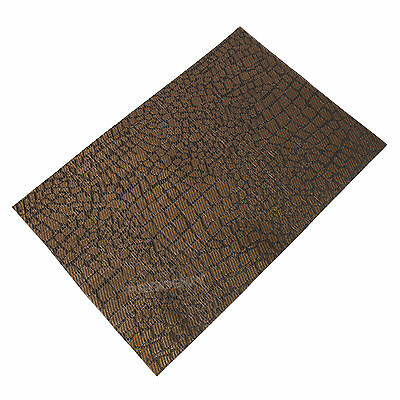 Rectangular Woven Fabric Placemats Snakeskin Table Setting Place Mats Dining