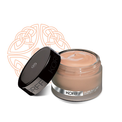 Korff Cure Make Up Fondotinta In Crema Effetto Lifting Colore 04