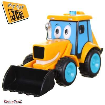 JCB My First Talkie Joey JCB Talking Digger with Sound Light and Moving Scoop