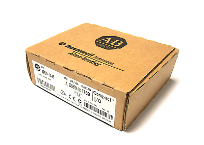 New Factory Sealed Allen Bradley 1769-Ia16 Input Module Ser A