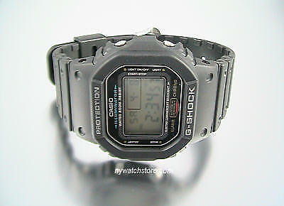 Casio G-Shock Classic Stopwatch Watch DW5600E-1V