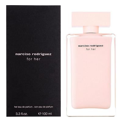 Narciso Rodriguez for Her By Narciso Rodriguez 100ml EDP Spray