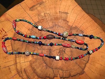 Old Columbia River Trade Beads (4)
