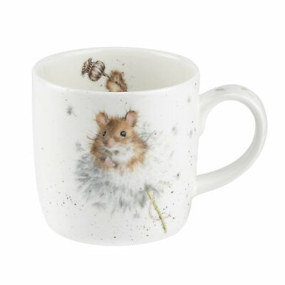 Royal Worcester Wrendale Design mug Country Mice Wrendale Designs mouse mugs