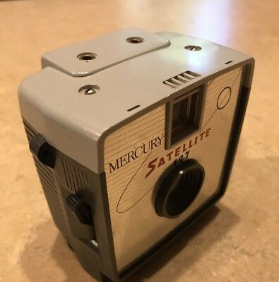 Vintage Mercury Satellite 127 Camera