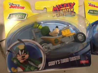 Disney Mickey and the Roadster Racers Goofy's Turbo Tubster Christmas Gift