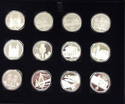 225 years of Sydney collection- includes 24 medallions