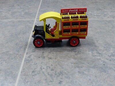 Hamilton Collection Coca Cola Truck, Special Deliveries of Coke, ThirstStopsHere