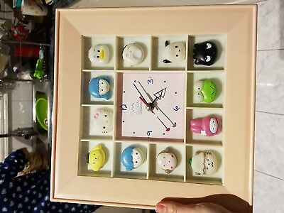 Hello kitty sanrio clock