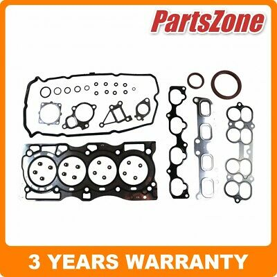VRS Cylinder Head Gasket Set Fit for Nissan Xtrail X-Trail T30 2.5L QR25DE 01-07