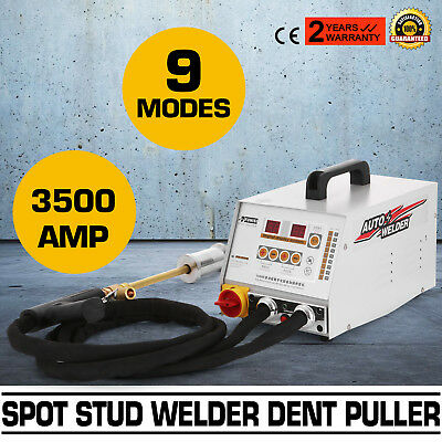 2600A Vehicle Panel Spot Puller Dent Spotter Intuitive Welding Repair On Sale