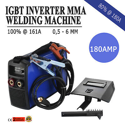 Inverter Welding Machine 180A MMA Arc E-HAND Welder 3.6m cable MMA-180P MMA