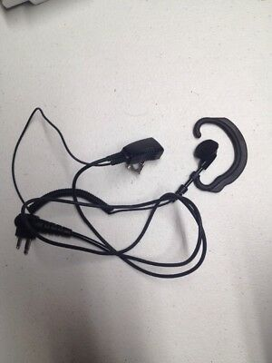 Used Economy Surveillance Set With Ear Bud For Motorola CP150 CP200 PR400 EP450