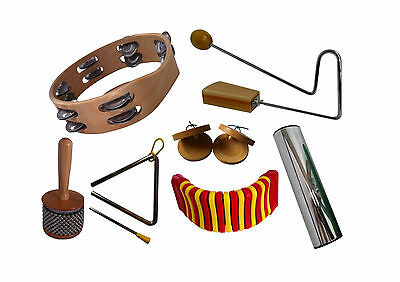 Performance Percussion 7-Piece Set