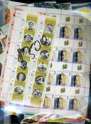 $500.00 Face Value of Australian Mint Postage Stamps - FREE POST!