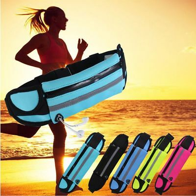Running Cycling Waist Belt Bum Bag Phone Case Wallet Pouch for iPhone X 10 8 LG