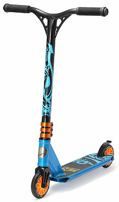 STAR-SCOOTER® Premium Freestyle MINI Stuntscooter Kids 5+ | 110mm Mini | Blue