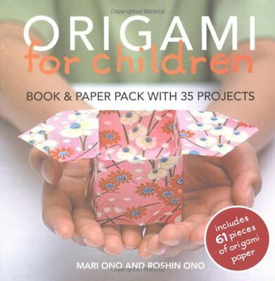 origami for children 35 stepbystep projects with