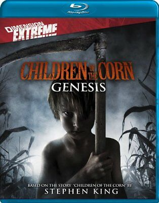 Children Of The Corn Genesis Blu Ray Disc Region A  Brand New & Sealed!