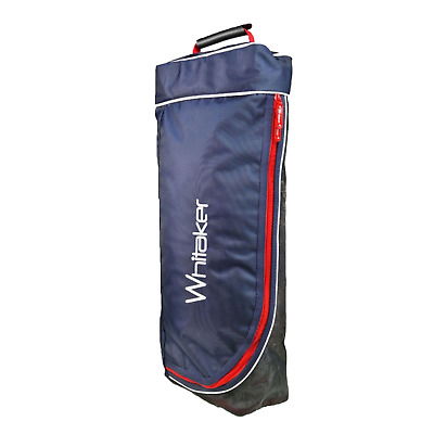 John Whitaker Burley Bridle Bag Navy/ Red/ White One Size 2017Very smart!!