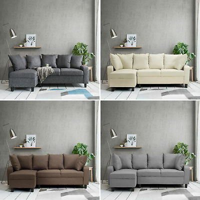 Corner Sofa Left & Right Hand Side