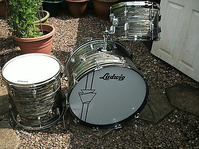 Ludwig Blue Oyster 60s Kit