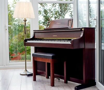 yamaha clavinova clp 511 digital piano picclick uk. Black Bedroom Furniture Sets. Home Design Ideas