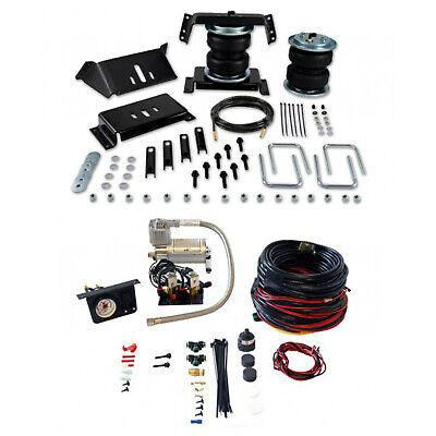Air Lift Control Air Spring & Dual Path Leveling Kit for 02-08 Workhorse W22/W24