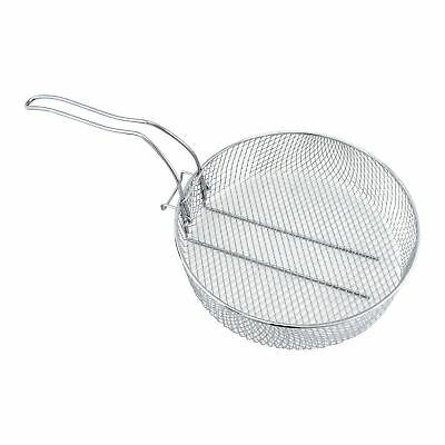 Halogen Oven Accessory Dry Frying Basket for Chips Wedges Chicken Fish and More