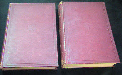 Rare Antique illustrated Medical Book set Diseases of the Organs of Respiration